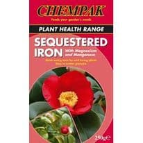 Chempak Sequestered Iron - 250g
